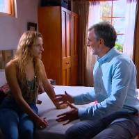 Nicolás le contó a Florencia que está pololeando