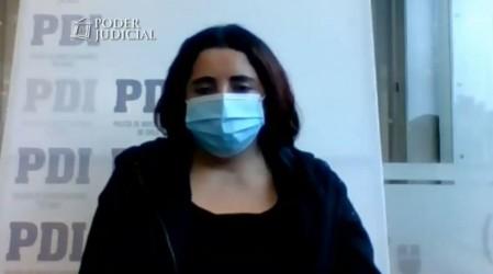 Fiscalía decretó prisión preventiva para madre de Ámbar Cornejo