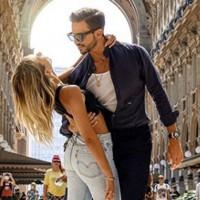 Las fotos del romántico y aventurero viaje de Marco Ferri y Anna Modler