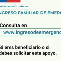 El 30 de septiembre comienza el quinto pago del Ingreso Familiar de Emergencia