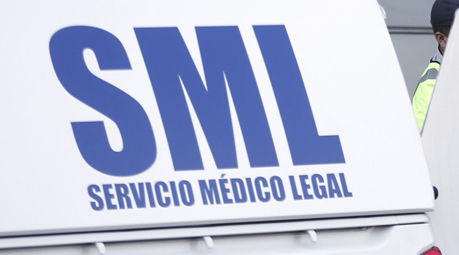 Servicio Médico Legal se llevó el cuerpo de un fallecido en pleno velorio en Parral