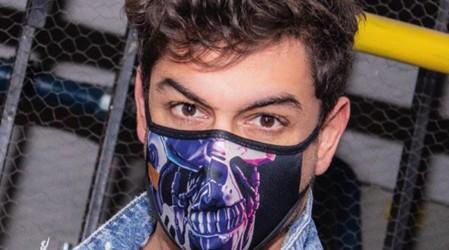 """Thiago Cunha promociona su tienda online de mascarillas y cuenta sus beneficios: """"Nano Mask Cobre"""""""