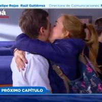 Avance: Bárbara llega hasta la escuela para ver a Cristóbal