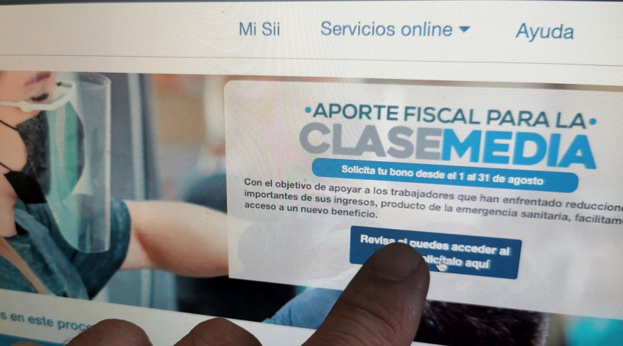 Bono $500 mil: Fiscalía Nacional oficia a SII por posible delito