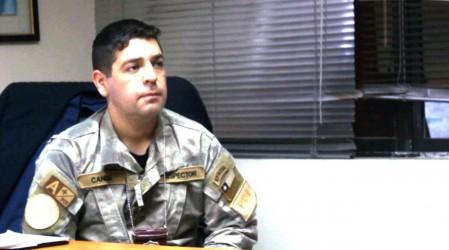 Control de Fronteras: Transporte de drogas y mercancías ilegales