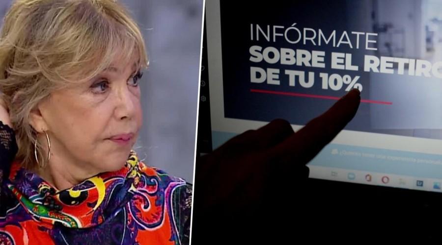 Marilú Cuevas tuvo covid-19 y después le robaron un millón de pesos de su 10%