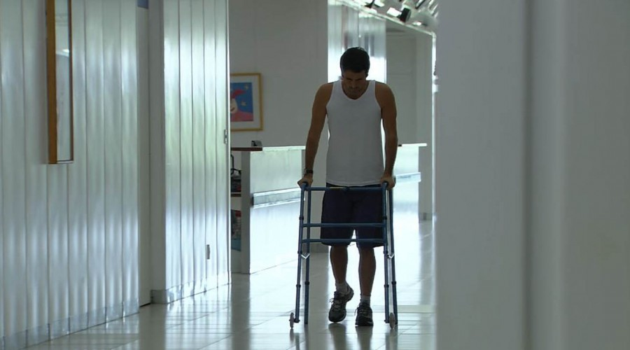 Pedro comenzó su tratamiento (Parte 1)