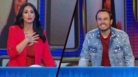 Pamela Díaz y César Campos pusieron a prueba sus conocimientos musicales en
