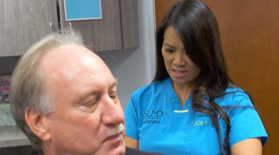 Dra. Sandra Lee extirpó el lipoma más grande de su carrera