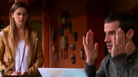 Avance: ¿Cómo reaccionará Felipe al ver a María Jesús?