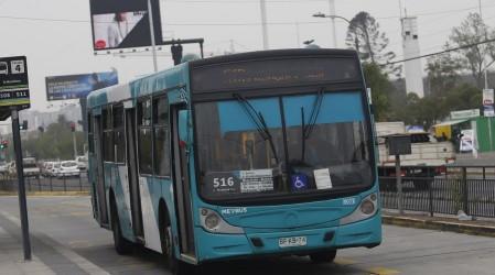 Buses de Transantiago y Red terminarán operaciones más temprano: Conoce los horarios