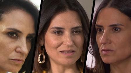 """""""La fusión de dos personajes"""": Así era Eliana originalmente en Verdades Ocultas"""