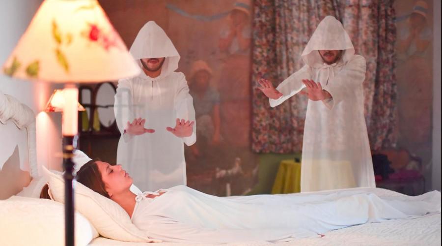 Los monjes brasileños: Chilenos han sido sanados milagrosamente a distancia