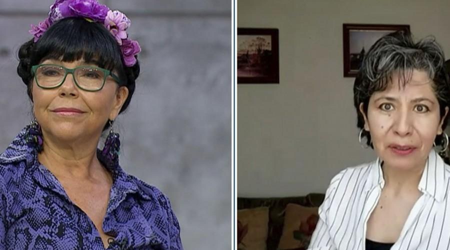 Apruebo vs Rechazo: Malucha Pinto y Ledy Ossandón debatieron sobre el Plebiscito
