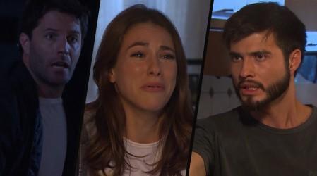 La noche más oscura de Julieta y Diego