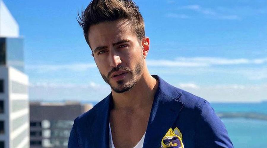 Igualito a su hermano Marco: Conoce al guapo Steffano Ferri