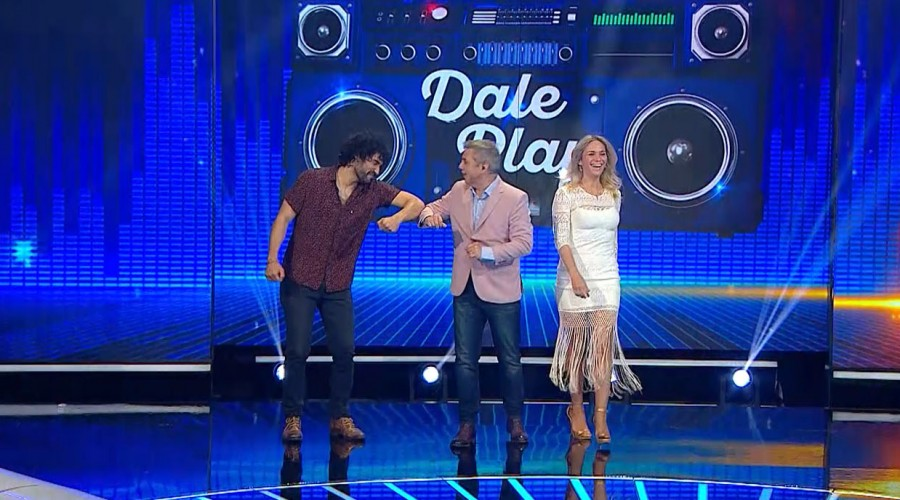 Felipe Contreras y Kenita Larraín demostraron todos sus conocimientos musicales en