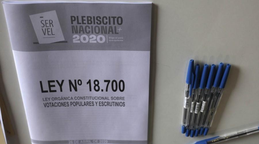 Resultados preliminares Plebiscito 2020