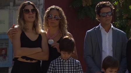 El funeral de Marco