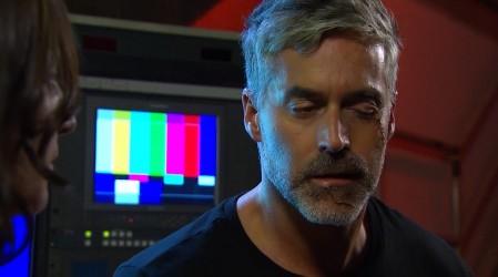 Leonardo quiere que Rocío asuma el rol de Gabriel