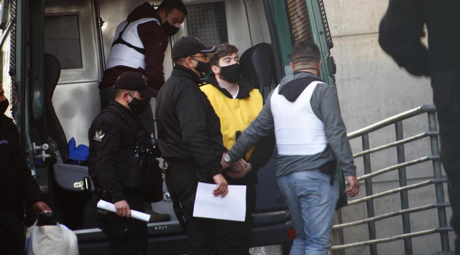 Nano Calderón saldrá este lunes de la cárcel y será trasladado a una clínica psiquiátrica