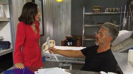 """""""Ella es tu obsesión"""": Leonardo le dice a Rocío lo que no quiere oír"""