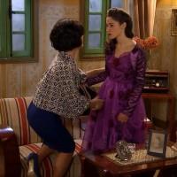 Augusta descubrió el secreto de Ángela