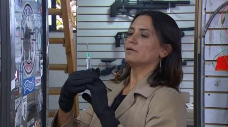 Eliana borró todas las pruebas que la inculpan de la armería