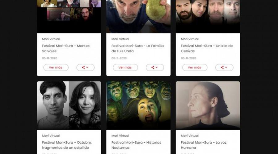 Festival de Teatro Online: Aquí puedes comprar tus entradas