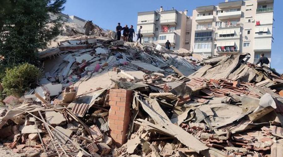 Terremoto en Grecia y Turquía: Su epicentro fue en la ciudad de Izmir