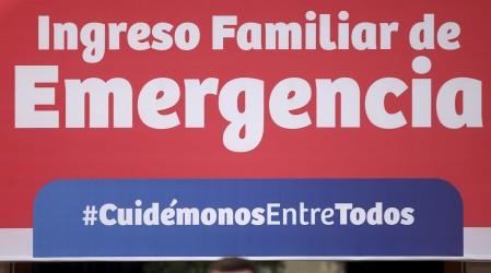 ¿Habrán nuevos pagos del Ingreso Familiar de Emergencia?: Ministro Briones respondió