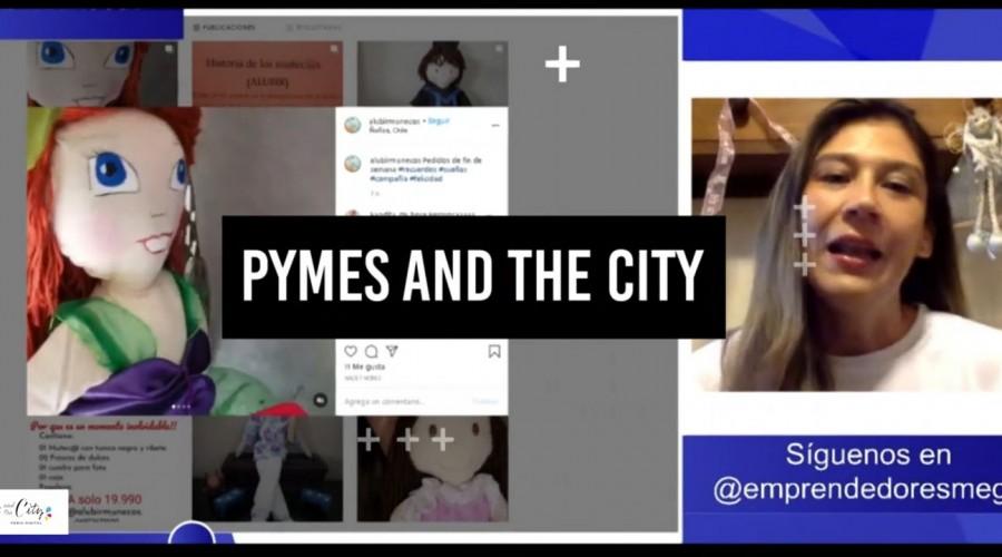 Pymes and the City: Descubre esta primera feria digital interactiva de emprendedores