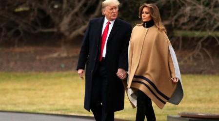 Ex asesora de familia Trump asegura que Melania prepara su divorcio