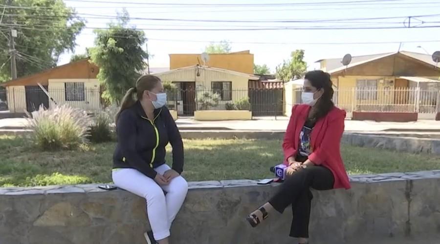 """""""Estoy en la calle con mis 4 hijos"""": Mujer perdió el trabajo y no le pagan el arriendo hace 8 meses"""
