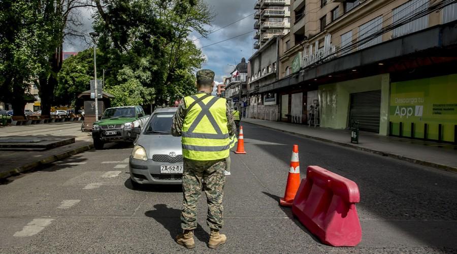 Hoy inician Cuarentena tres localidades de Chile