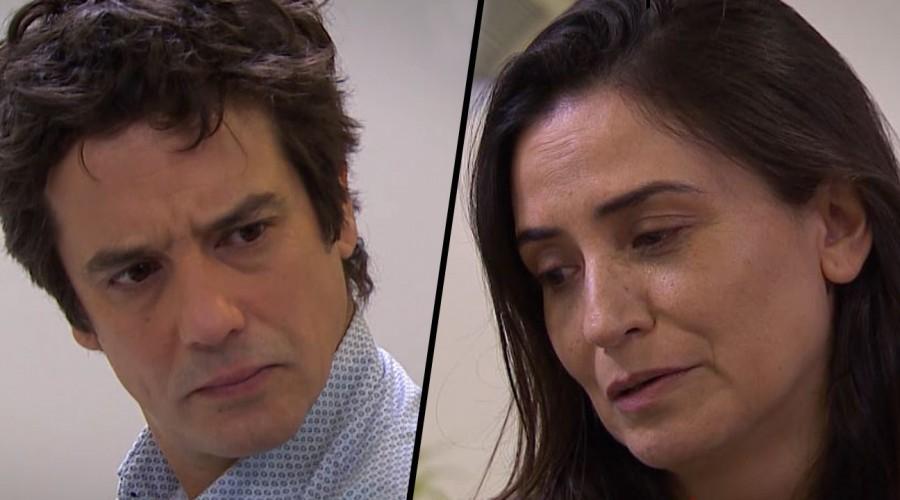"""""""Lo echó al agua"""": Las reacciones tras la arremetida de Eliana contra Tomás"""