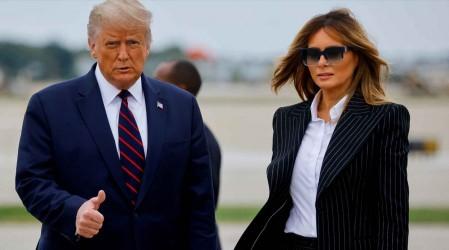 Melanie Trump podría recibir más de 38.000 millones de pesos por su divorcio