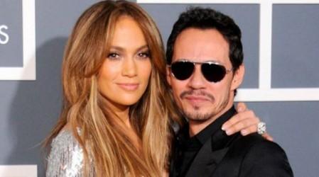 La historia de amor e infidelidades de Jennifer López y Marc Anthony