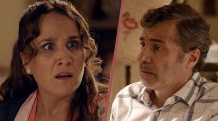Javier le admite a Florencia que tiene otra mujer