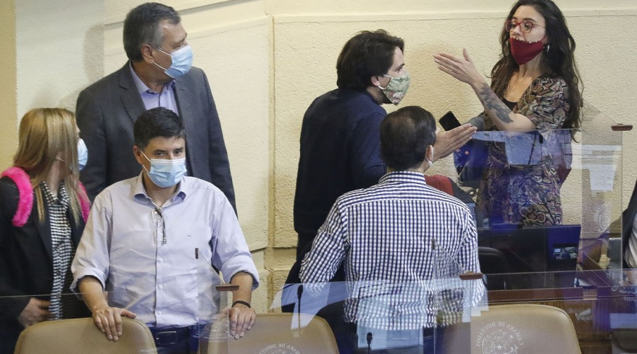 Senador Ossandón y diputado Díaz aseguraron que el segundo retiro estará antes de Navidad