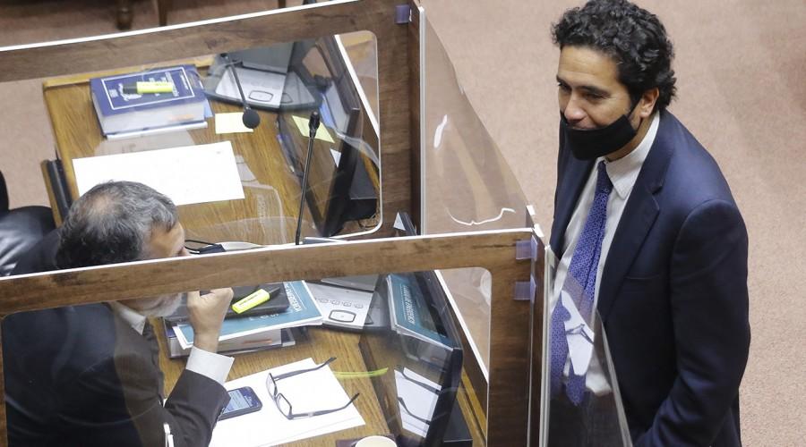 Proyecto del segundo 10% de oposición: Senado rechaza la reforma constitucional