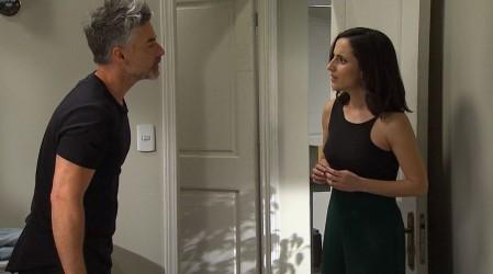 Leonardo advirtió a Rocío sobre Eliana