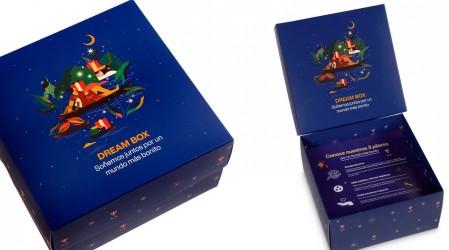 Pide tu caja Dream Box y obtén regalos exclusivos al ingresar el código MEGAFAN