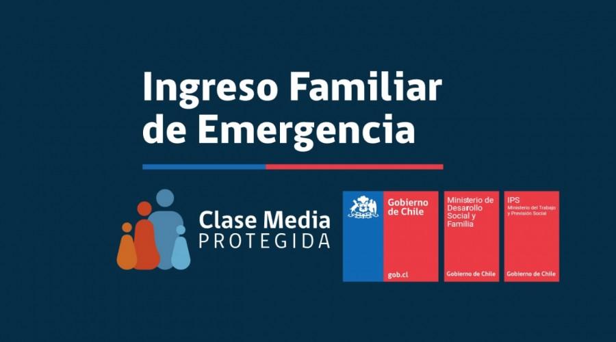 Gobierno entrega posible fecha del séptimo pago del Ingreso Familiar de Emergencia
