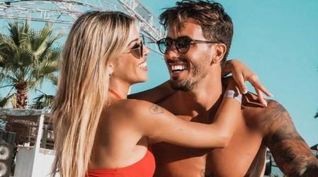 """""""Supérame"""": El mensaje que le envió ex novio a Oriana Marzoli"""