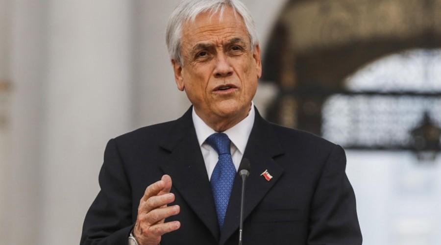 Presidente Piñera extiende Estado de Catástrofe: Desde el 13 de diciembre al 13 de marzo