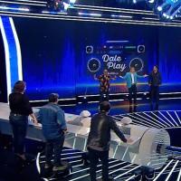 Daniel Alcaíno y Pelo Verde se lucieron con sus conocimientos musicales en