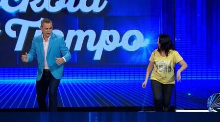 Pelo Verde y Chiki Aguayo se lucieron como Ráfaga