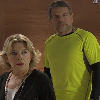 Isidora escapó con Nicolás