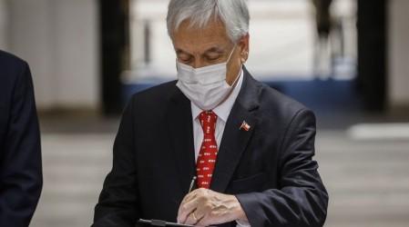 Presidente Piñera promulga ley para el segundo retiro: Depósitos podrán estar antes de Navidad